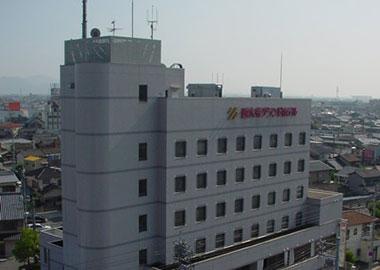 風のレストラン(西大寺グランドホテル内)